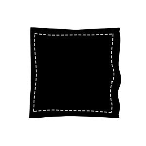 クッション/外縫い