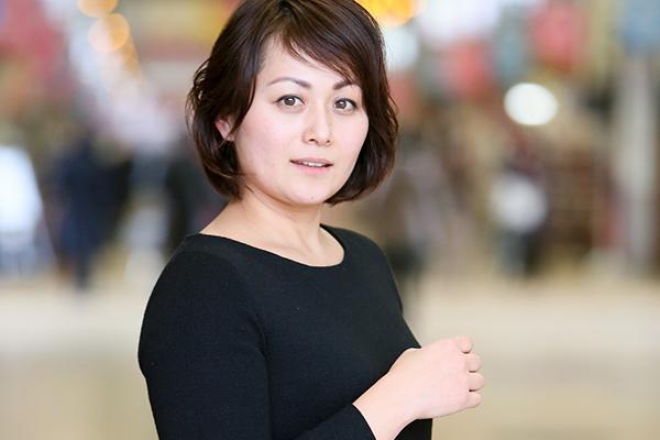 【レザー姫路本陣2017年イメージモデル】和田 久美子さん